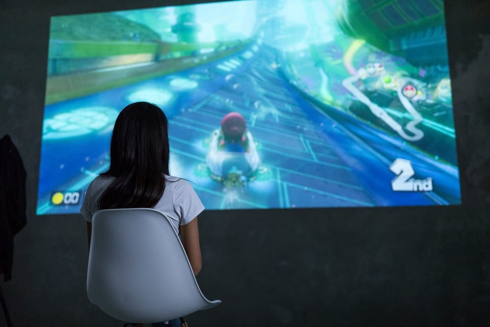 How to Choose the Best Gaming Projectors