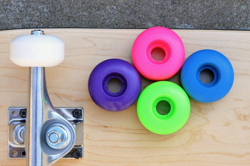 Skateboard Wheels Brands