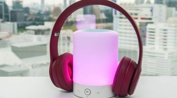 Best Bluetooth Speakers with Light