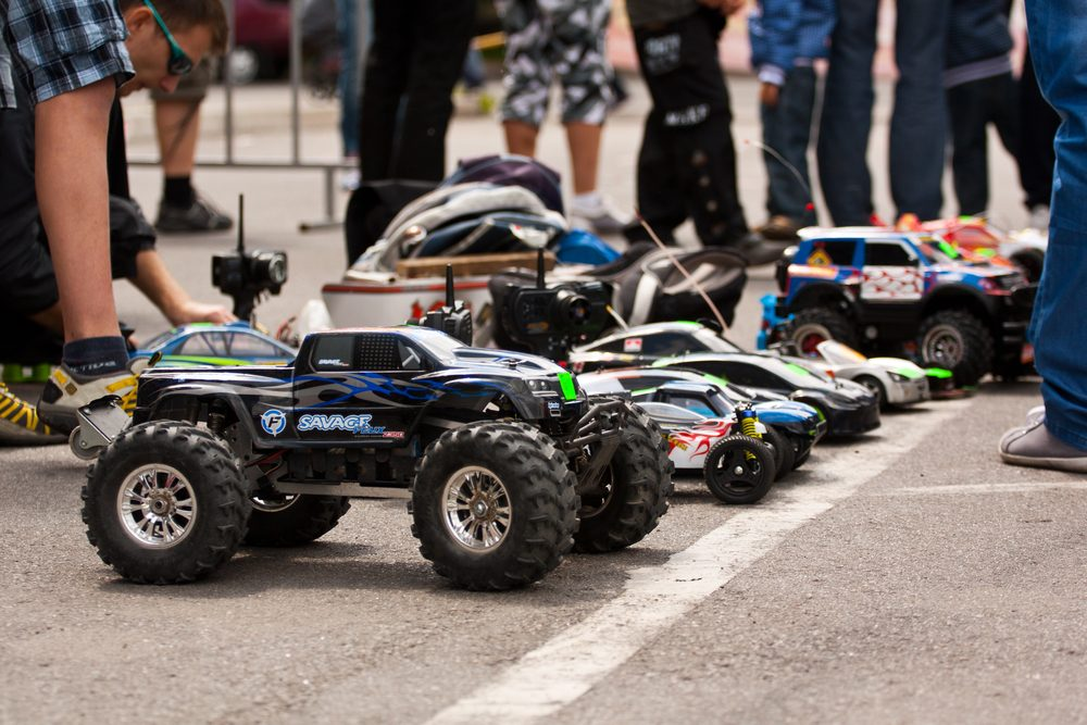 Types of Best RC Cars