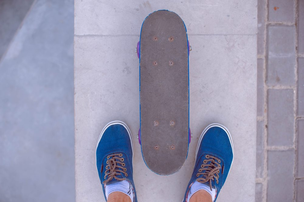 Basic Dimensions of a Skateboard