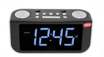 Best Alarm Clocks with Radio 2019