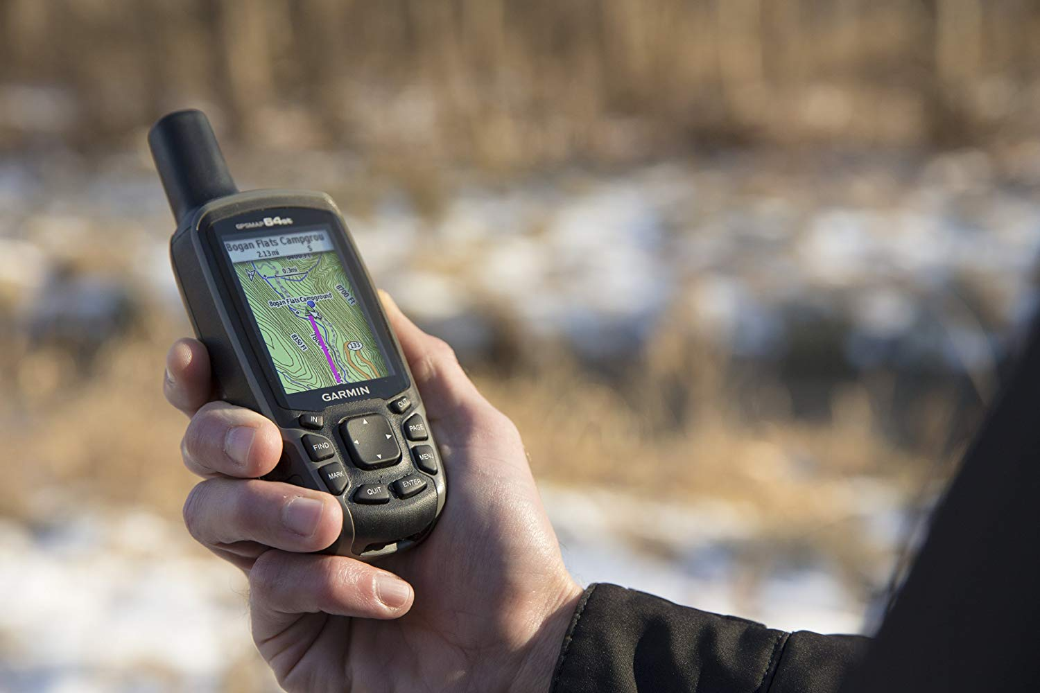 Best Hiking GPS Devices