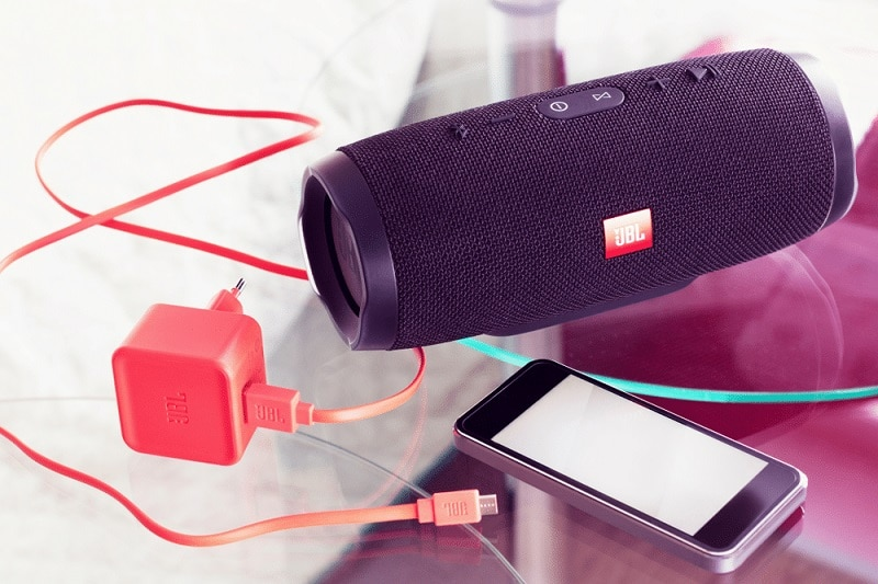 How to Charge JBL Flip 3 speaker