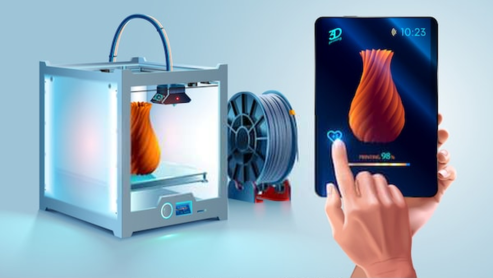 How much does a 3D printer cost