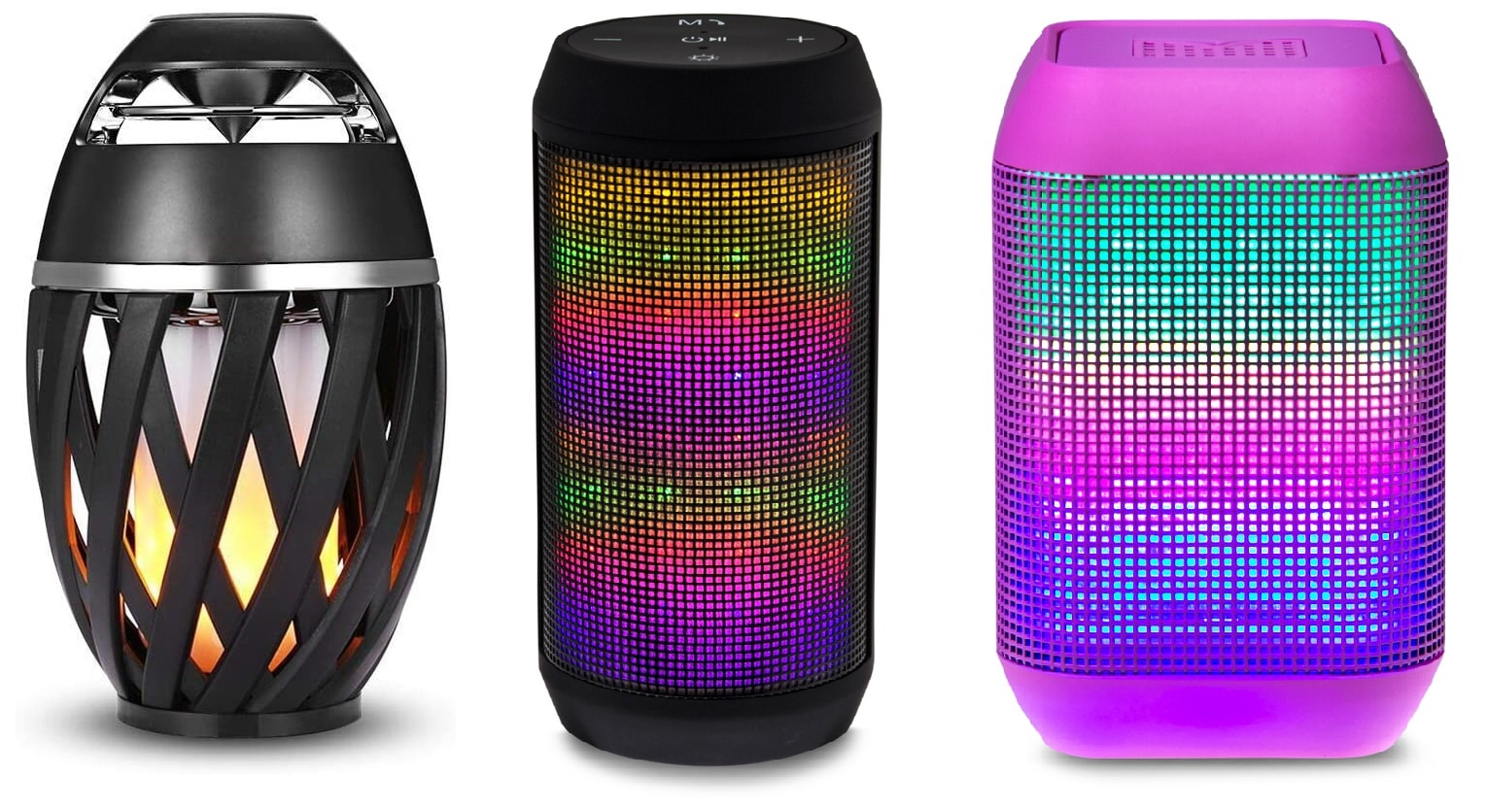 Bluetooth Speakers with Light in 2020