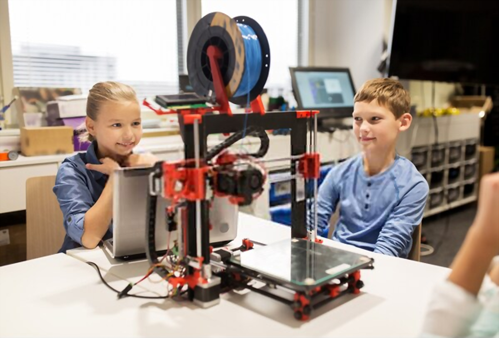 How To Buy The Best 3D Printer For Kids