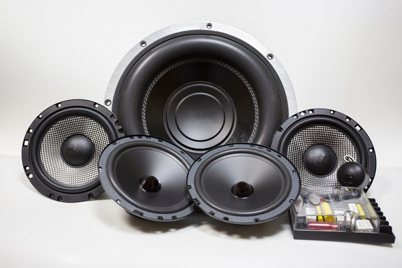 The Best Car Speakers For Bass