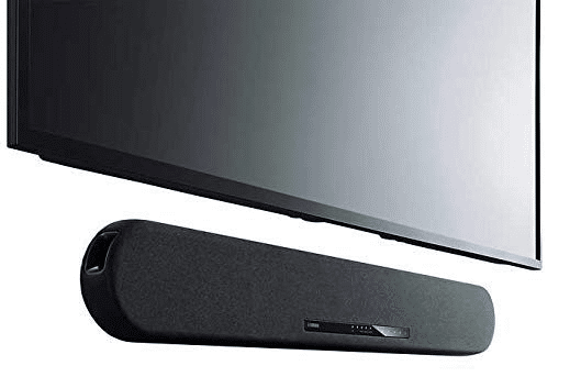 Bluetooth Enabled Dual Subwoofers Soundbar by Yamaha review