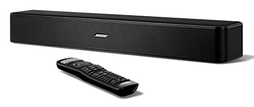 Soundbar with Remote Control by Bose Solo review