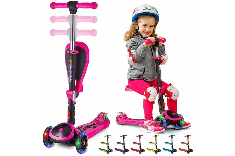 Best Scooters For Kids 2020