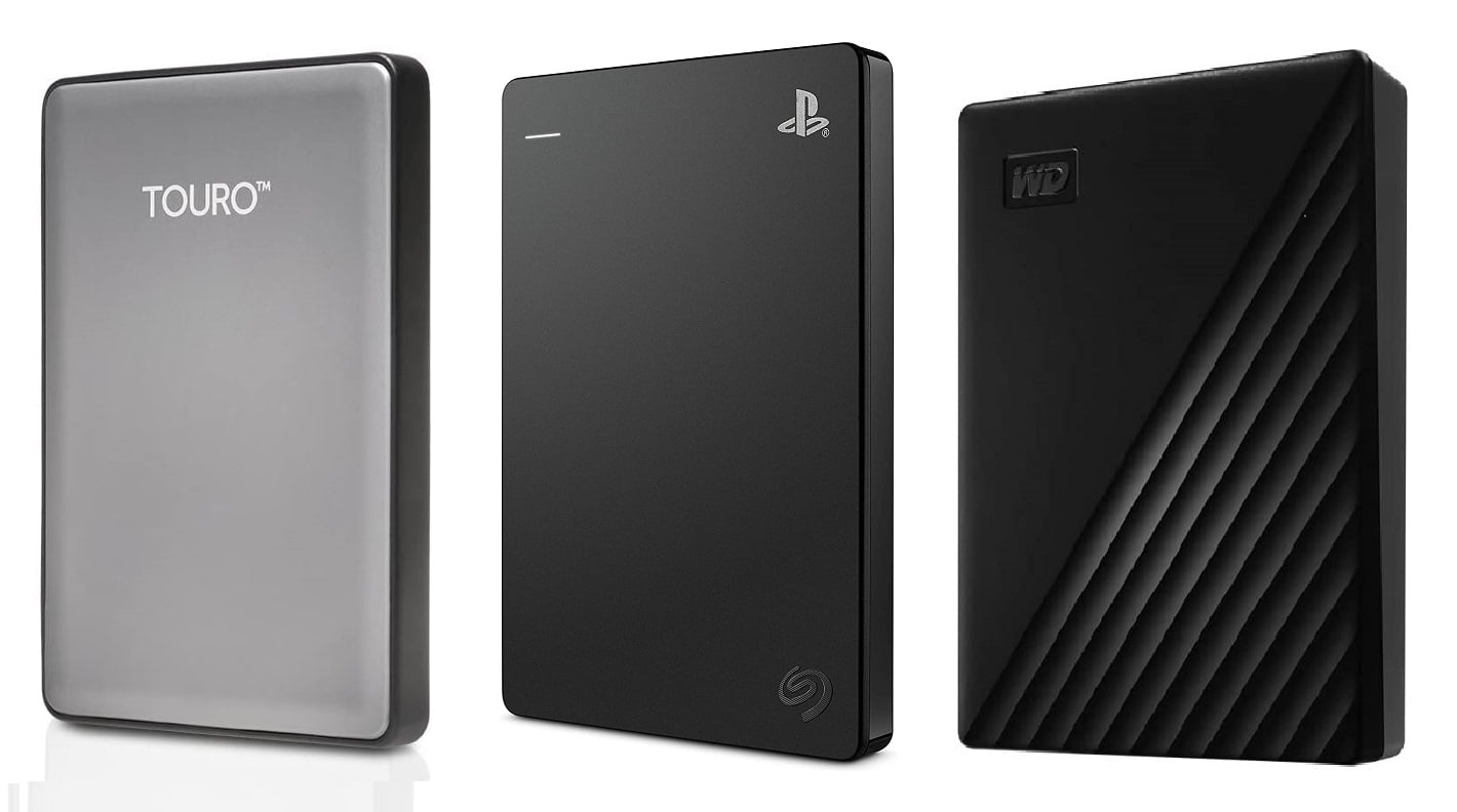 Best External Hard Drives for Gaming PS4
